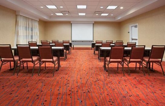 Conference room Residence Inn Grand Junction