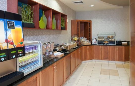 Restaurant SpringHill Suites Grand Rapids Airport Southeast