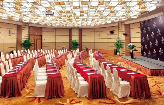 Conference room Grand Millennium Shanghai Hongqiao
