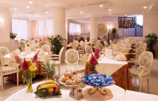 Restaurant Trilussa Palace Congress & SPA