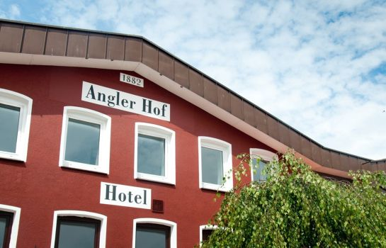 Exterior view Anglerhof