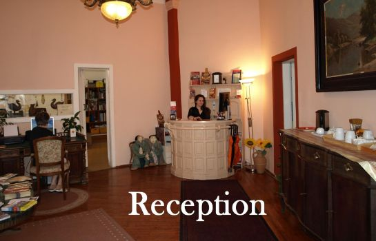 Reception Liechtenstein Appartments