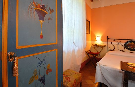 Double room (standard) Il Rondò Boutique hotel