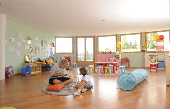 Vista all'interno Montana Family & Wellness