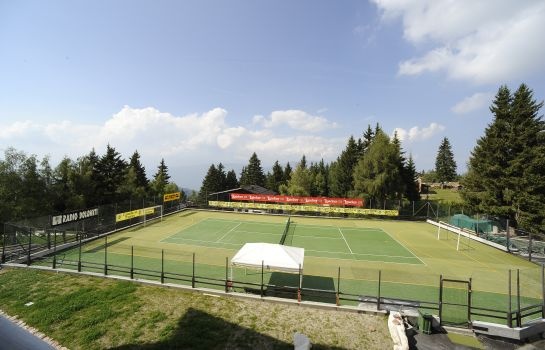 Tennisplatz Montana Family & Wellness