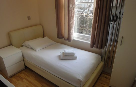 Single room (standard) Dylan Apartments Earls Court