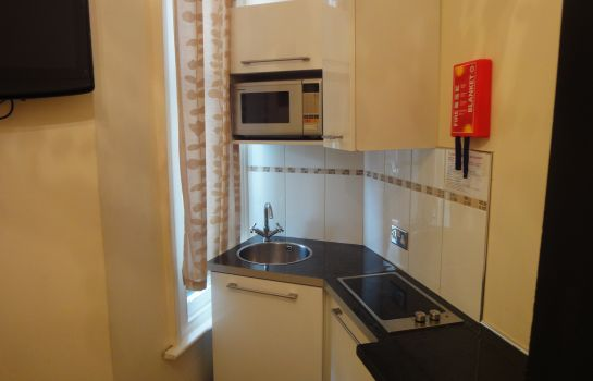 Double room (standard) Dylan Apartments Earls Court