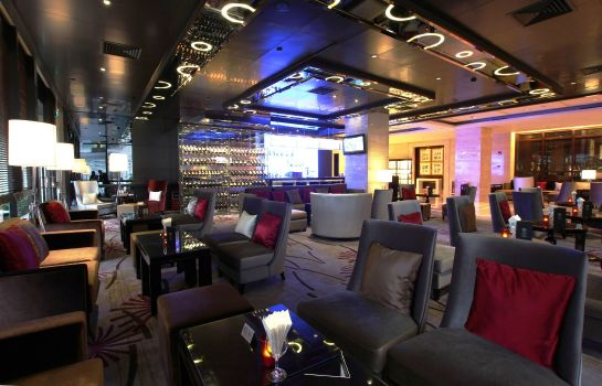 Hotel bar Holiday Inn GUANGZHOU SHIFU