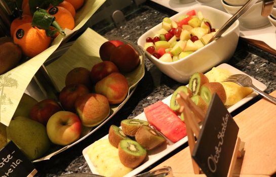 Breakfast buffet Spiekerooger Leidenschaft Hotel & Appartements