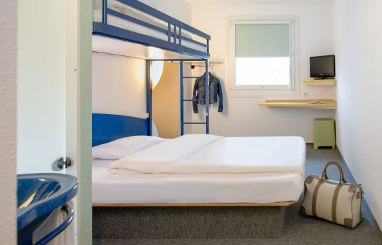 Chambre individuelle (standard) Ibis Budget Hannover Hauptbahnhof