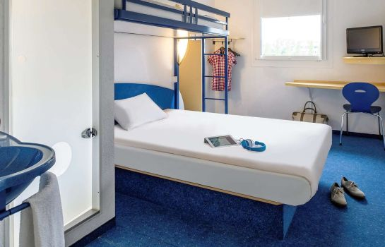 Chambre Ibis Budget Hannover Hauptbahnhof