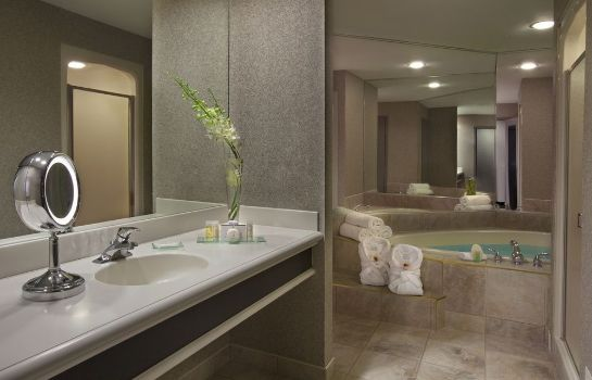 Bagno in camera White Oaks Resort & Spa