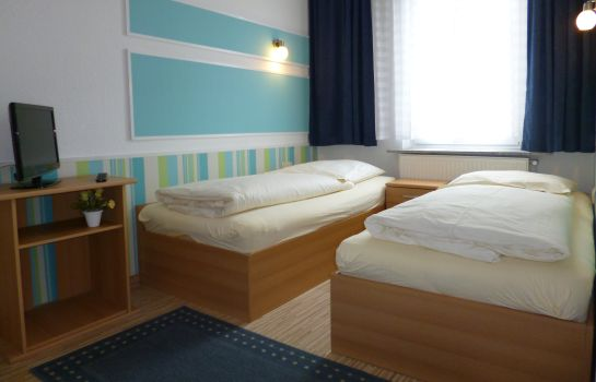 Doppelzimmer Standard Central Pension