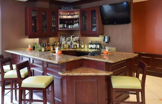 Hotel bar Hilton Garden Inn Columbus-Polaris