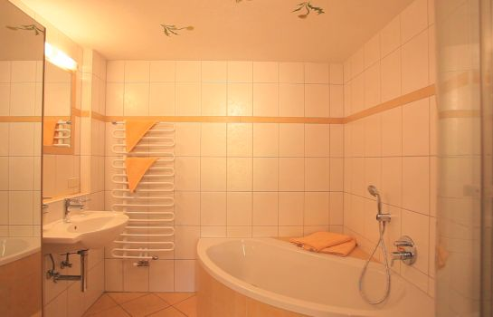 Badezimmer Residenz Theresa Appartments