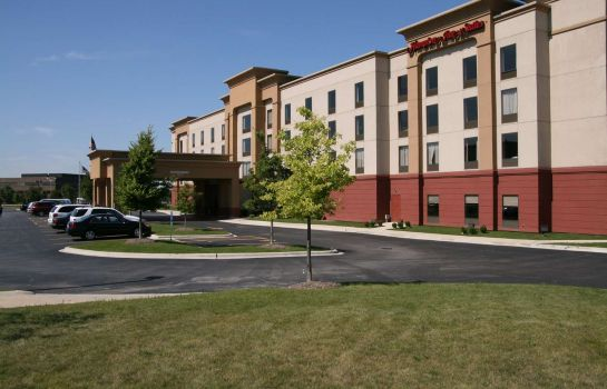 Exterior view Hampton Inn - Suites Bolingbrook
