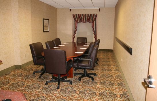 Conference room Hampton Inn - Suites Bolingbrook