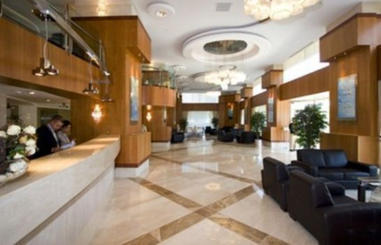 Hotelhalle ByOtell Hotel Istanbul