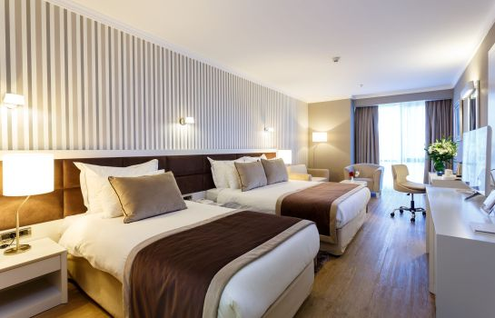 Triple room ByOtell Hotel Istanbul