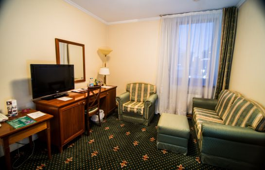 Junior suite Shalyapin Palace Hotel
