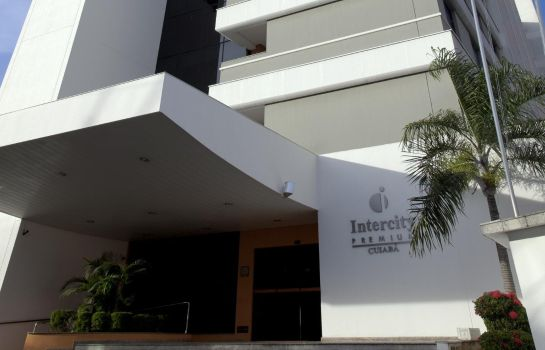 Exterior view Intercity Premium Cuiaba