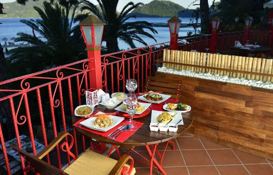 Restaurante Grand Yazici Club Turban - All Inclusive