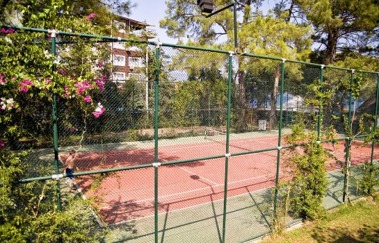 Campo de tennis Grand Yazici Club Turban - All Inclusive