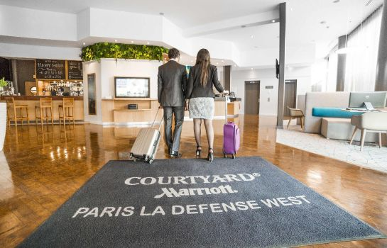 Info Courtyard Paris La Defense West - Colombes