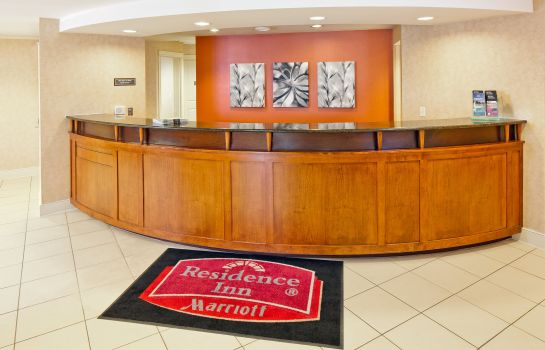 Hotelhalle Residence Inn Boston Norwood/Canton