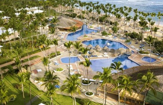 Exterior view Sirenis Punta Cana Resort Casino & Aquagames - All Inclusive