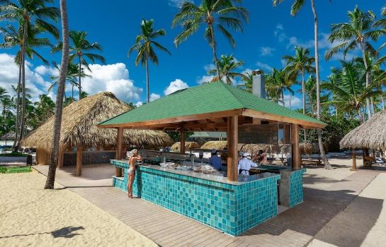 Hotel bar Grand Sirenis Punta Cana Resort & Aquagames - All Inclusive