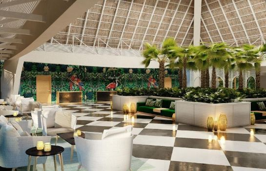 Lobby Grand Sirenis Punta Cana Resort & Aquagames - All Inclusive