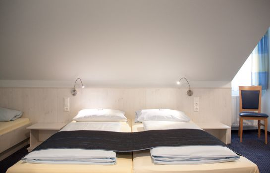 Doppelzimmer Standard Vicus Pension