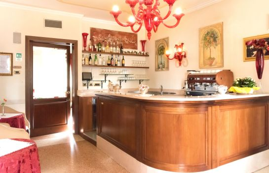 Hotel bar Villa Foscarini