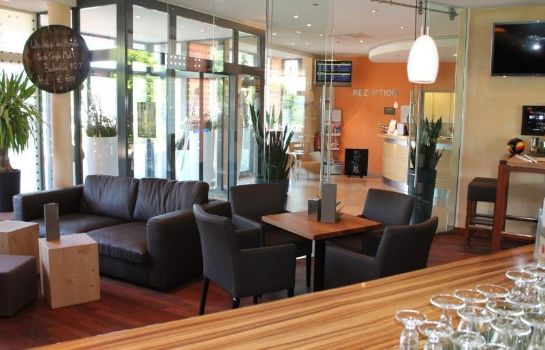 Hotelhalle Airport Hotel Paderborn