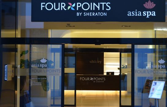 Außenansicht Four Points By Sheraton Sihlcity - Zurich
