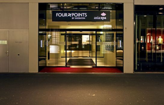 Exterior view Four Points By Sheraton Sihlcity - Zurich