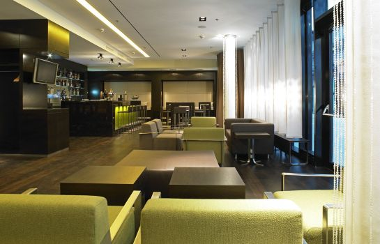 Hotel bar Four Points By Sheraton Sihlcity - Zurich