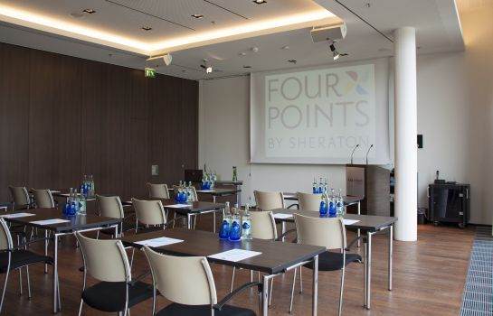 Tagungsraum Four Points By Sheraton Sihlcity - Zurich