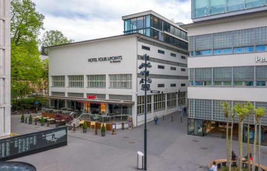 Terrasse Four Points by Sheraton Sihlcity - Zurich