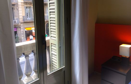 Double room (standard) Barcelona City Centre