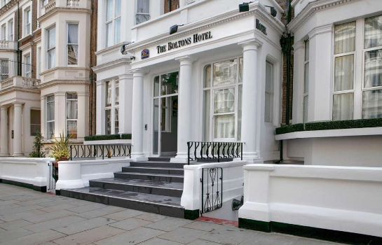 Vista exterior The Best Western Boltons London Kensington