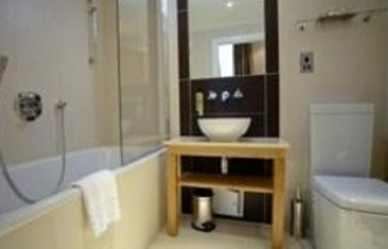 Cuarto de baño The Best Western Boltons London Kensington