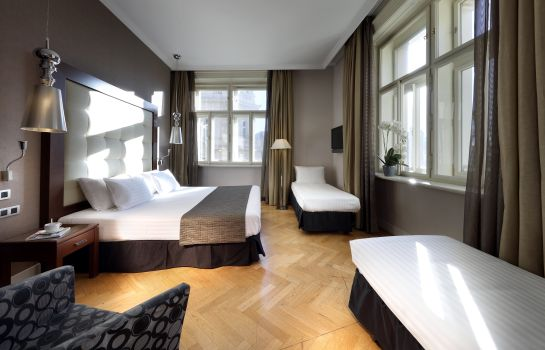 Chambre quadruple Eurostars David