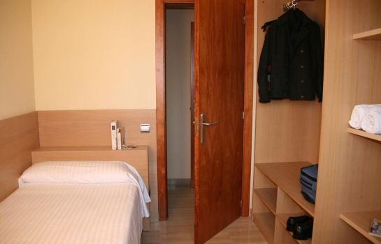 Single room (standard) Suites Aragó 565