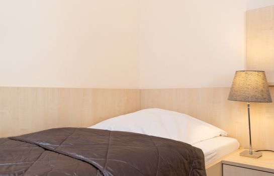 Single room (standard) Haus Fabry Hotel & Restaurant