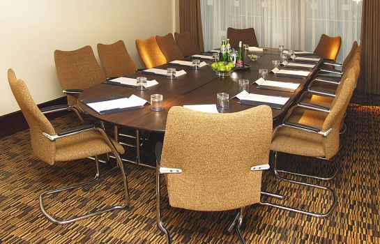 Conference room Mercure Sheffield St Paul's - Hotel & Spa