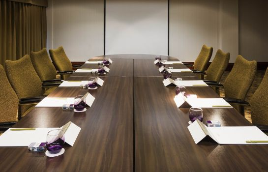 Conference room Mercure Sheffield St Paul's Hotel & Spa