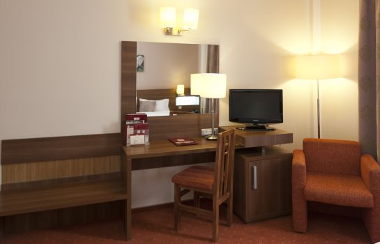 Chambre individuelle (confort) RIN Airport