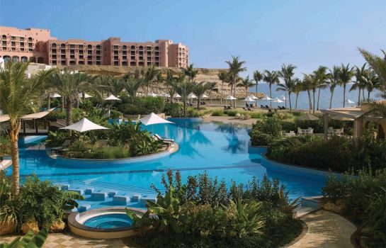 Exterior view Shangri La Barr Al Jissah Resort and Spa